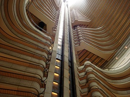 Hunger-Games-Catching-Fire-Atlanta-Marriott-atrium